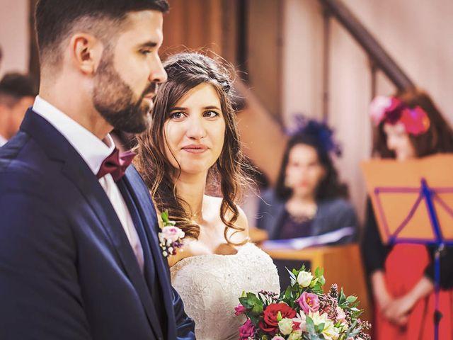 Le mariage de Romain et Chloé à Spoy, Côte d'Or 20