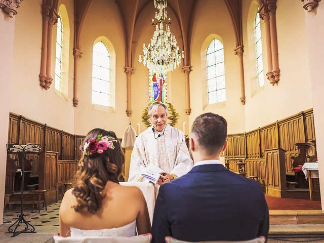 Le mariage de Romain et Chloé à Spoy, Côte d'Or 21
