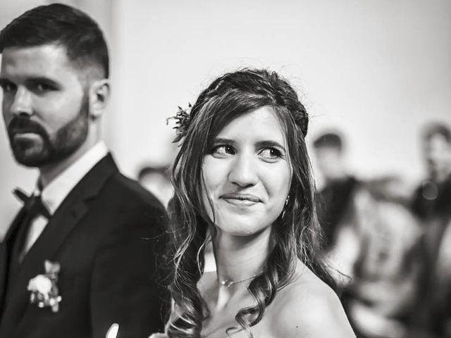 Le mariage de Romain et Chloé à Spoy, Côte d'Or 22