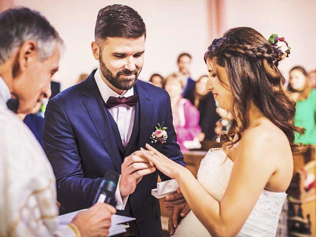 Le mariage de Romain et Chloé à Spoy, Côte d'Or 24