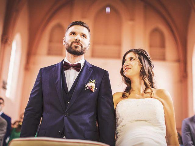 Le mariage de Romain et Chloé à Spoy, Côte d'Or 27