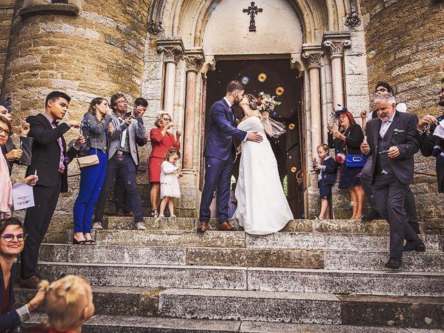 Le mariage de Romain et Chloé à Spoy, Côte d'Or 29