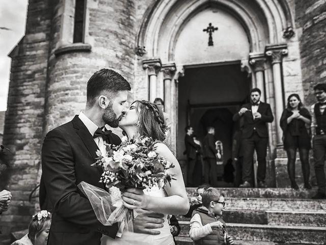 Le mariage de Romain et Chloé à Spoy, Côte d'Or 30