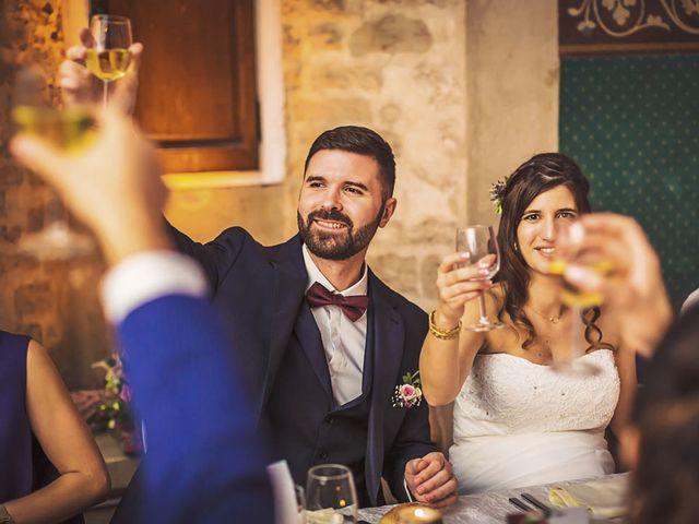 Le mariage de Romain et Chloé à Spoy, Côte d'Or 48