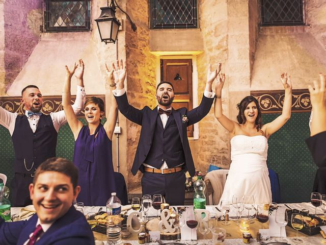 Le mariage de Romain et Chloé à Spoy, Côte d'Or 56