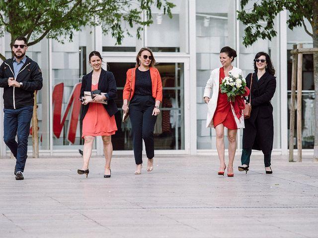 Le mariage de Maxime et Léopoldine à Poitiers, Vienne 4