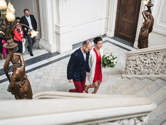 Le mariage de Maxime et Léopoldine à Poitiers, Vienne 5
