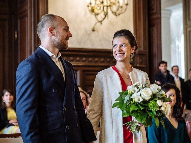 Le mariage de Maxime et Léopoldine à Poitiers, Vienne 8