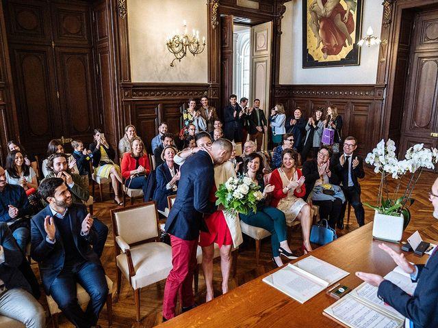 Le mariage de Maxime et Léopoldine à Poitiers, Vienne 9