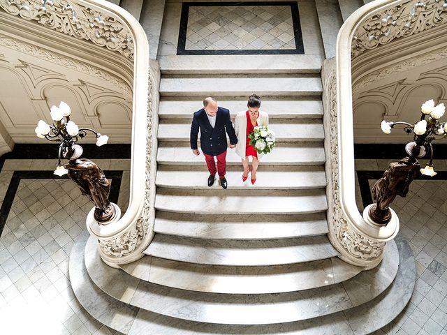 Le mariage de Maxime et Léopoldine à Poitiers, Vienne 1