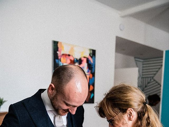 Le mariage de Maxime et Léopoldine à Poitiers, Vienne 14