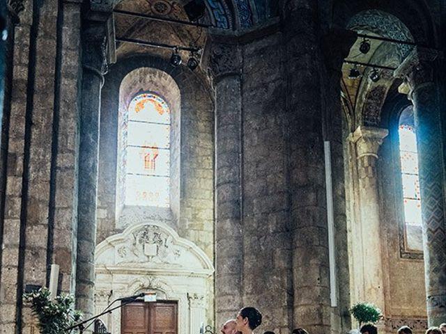 Le mariage de Maxime et Léopoldine à Poitiers, Vienne 35