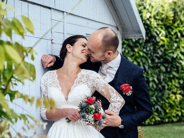 Le mariage de Léopoldine et Maxime