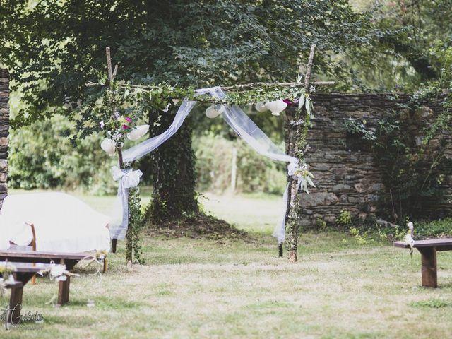 Le mariage de William et Margot  à Réminiac, Morbihan 1