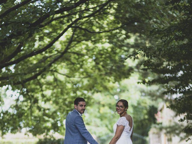 Le mariage de William et Margot  à Réminiac, Morbihan 5