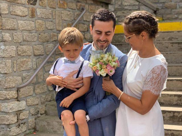 Le mariage de William et Margot  à Réminiac, Morbihan 9