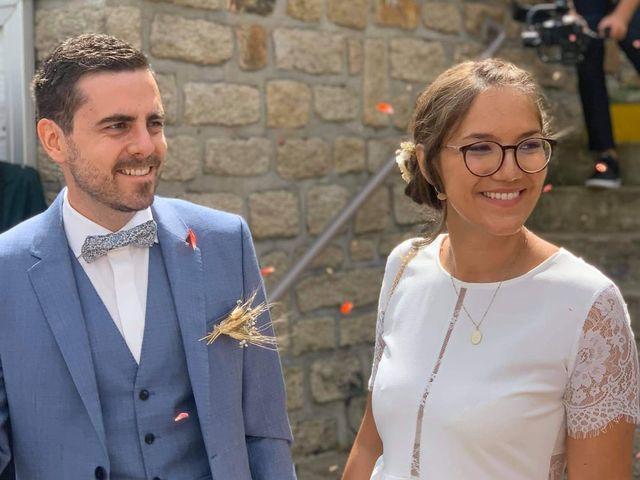 Le mariage de William et Margot  à Réminiac, Morbihan 10