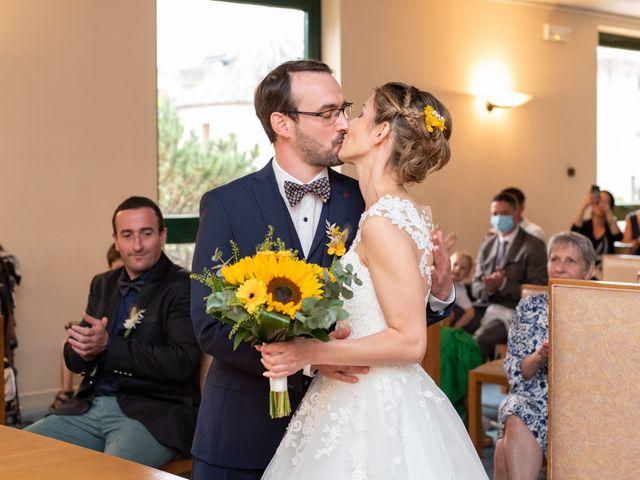 Le mariage de Benoît et Aurélie à Malemort-sur-Corrèze, Corrèze 1
