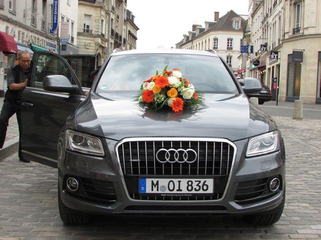 Le mariage de Angela et Gaëtan à Roye-sur-Matz, Oise 6
