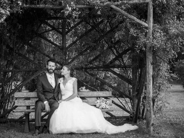 Le mariage de Julie et Erwann