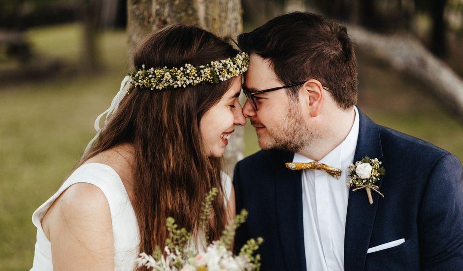 Le mariage de Thibault et Galadriel à Saint-Georges-de-Mons, Puy-de-Dôme