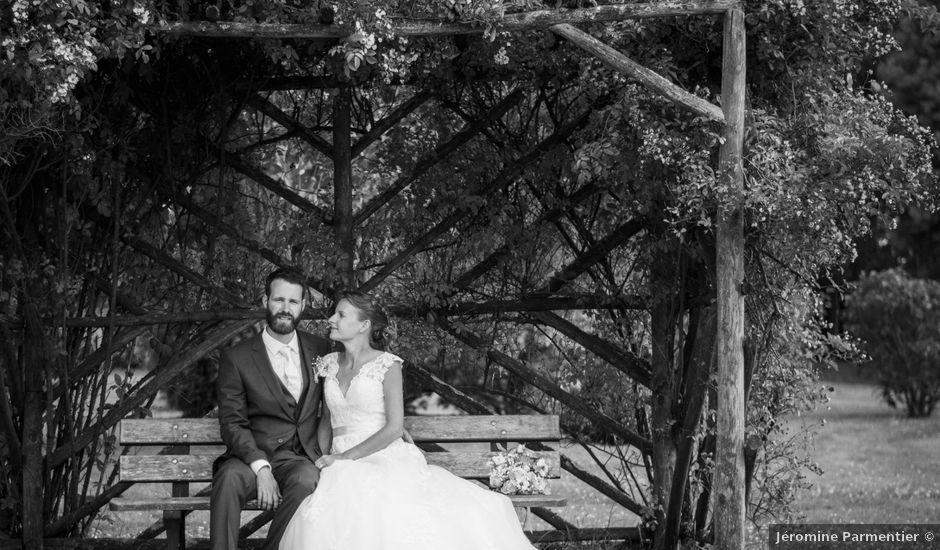 Le mariage de Erwann et Julie à Mordelles, Ille et Vilaine