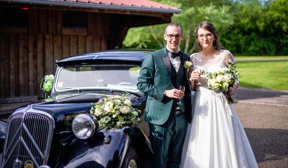 Le mariage de Michaël et Laura à Longlaville, Meurthe-et-Moselle