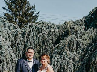 Le mariage de Marjolaine et Kévin 1