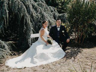 Le mariage de Marjolaine et Kévin