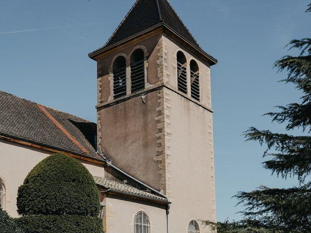 Le mariage de Kévin et Marjolaine à Crêches-sur-Saône, Saône et Loire 6