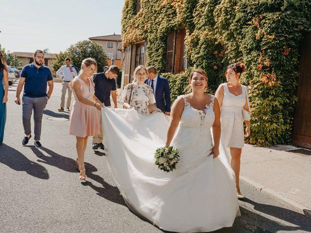 Le mariage de Kévin et Marjolaine à Crêches-sur-Saône, Saône et Loire 18