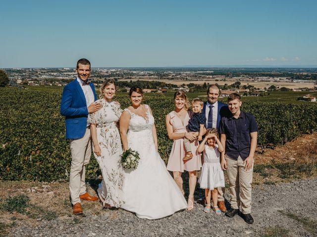 Le mariage de Kévin et Marjolaine à Crêches-sur-Saône, Saône et Loire 20