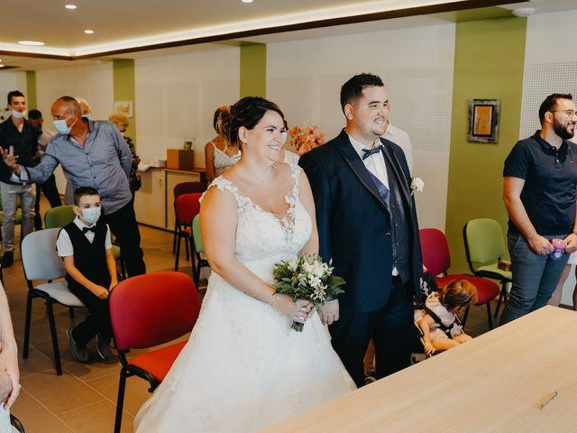 Le mariage de Kévin et Marjolaine à Crêches-sur-Saône, Saône et Loire 30