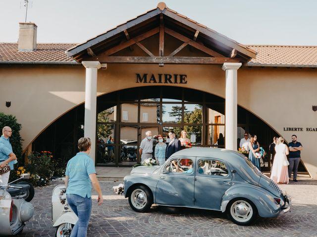 Le mariage de Kévin et Marjolaine à Crêches-sur-Saône, Saône et Loire 39