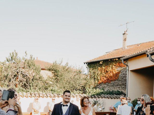 Le mariage de Kévin et Marjolaine à Crêches-sur-Saône, Saône et Loire 42