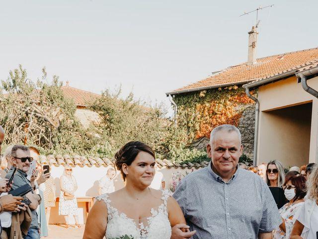 Le mariage de Kévin et Marjolaine à Crêches-sur-Saône, Saône et Loire 43