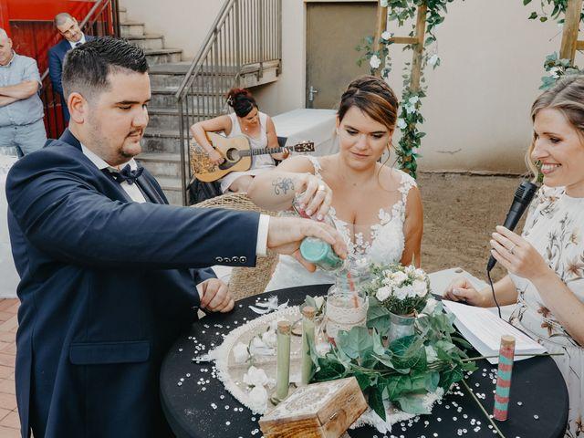 Le mariage de Kévin et Marjolaine à Crêches-sur-Saône, Saône et Loire 45