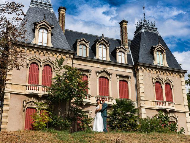 Le mariage de Maxime et Amélie à Oullins, Rhône 21