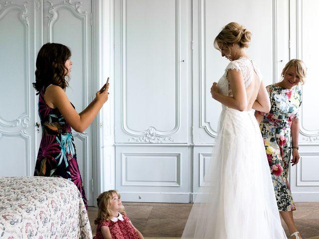 Le mariage de Tony et Gwenaelle à Gouvix, Calvados 8