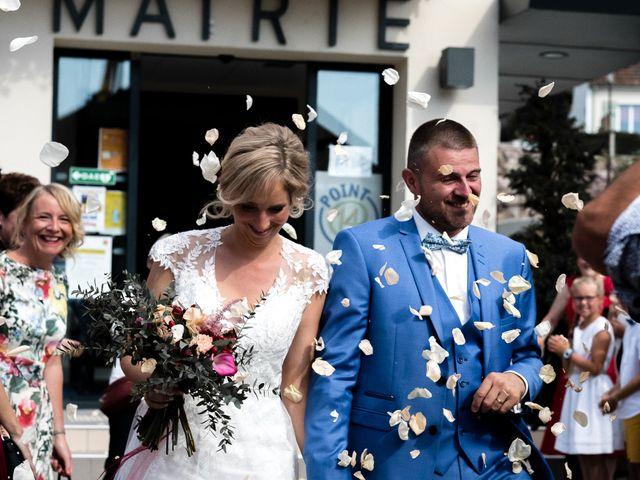 Le mariage de Tony et Gwenaelle à Gouvix, Calvados 15