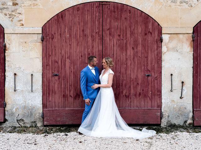 Le mariage de Tony et Gwenaelle à Gouvix, Calvados 32