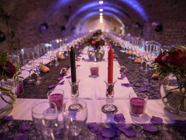 Le mariage de Josh et Laure à Marcilly-d'Azergues, Rhône 22