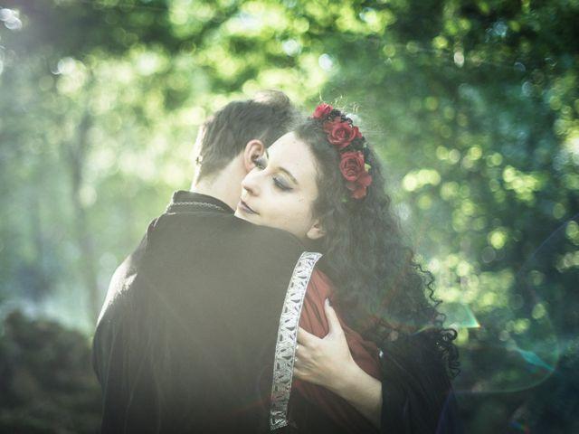 Le mariage de Josh et Laure à Marcilly-d'Azergues, Rhône 29