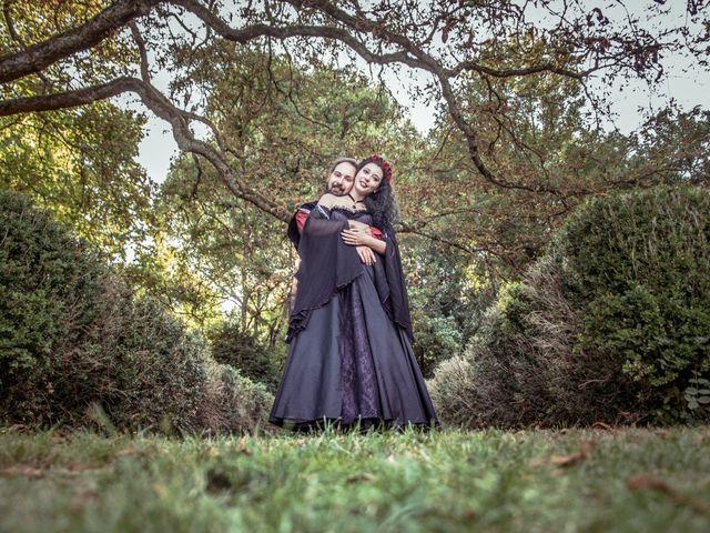 Le mariage de Josh et Laure à Marcilly-d'Azergues, Rhône 1