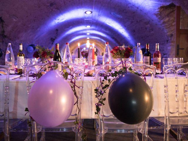 Le mariage de Josh et Laure à Marcilly-d'Azergues, Rhône 39