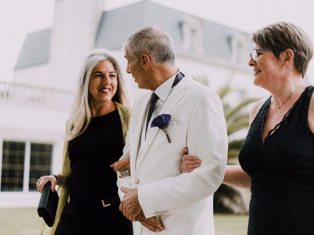 Le mariage de Jean-Marc et Karine à Plomeur, Finistère 56