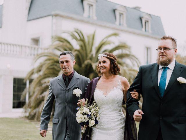Le mariage de Jean-Marc et Karine à Plomeur, Finistère 61