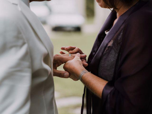 Le mariage de Jean-Marc et Karine à Plomeur, Finistère 83