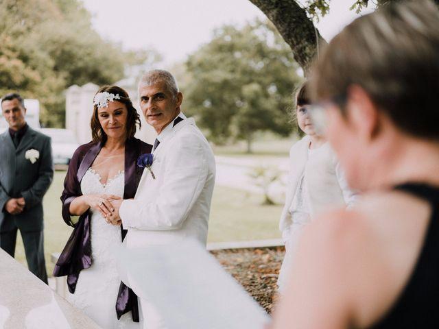 Le mariage de Jean-Marc et Karine à Plomeur, Finistère 91