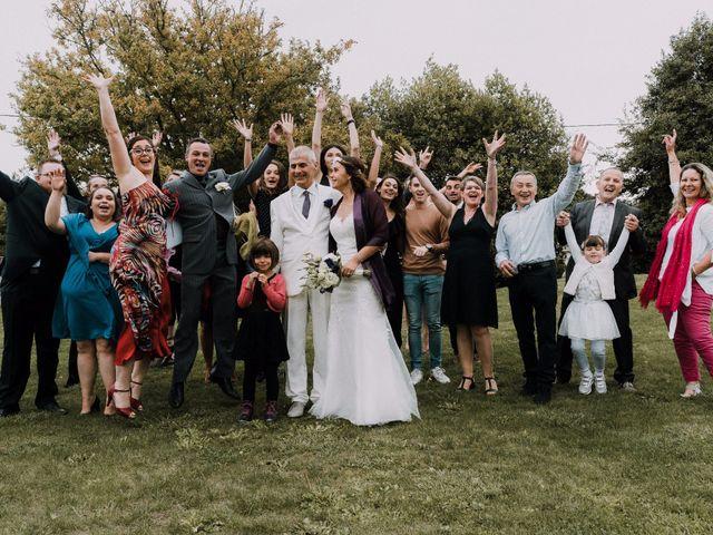 Le mariage de Jean-Marc et Karine à Plomeur, Finistère 98